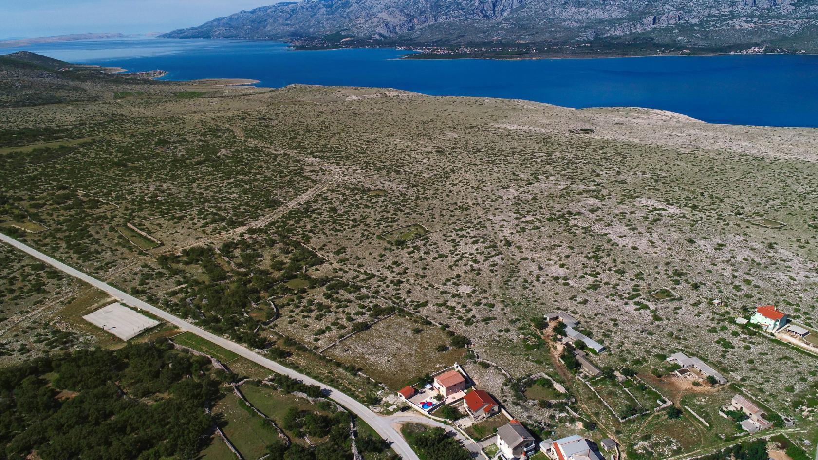 Villa Nea in Ždrilo, Holiday in Ždrilo, 8 persons, family vacation, www.zadarvillas.com