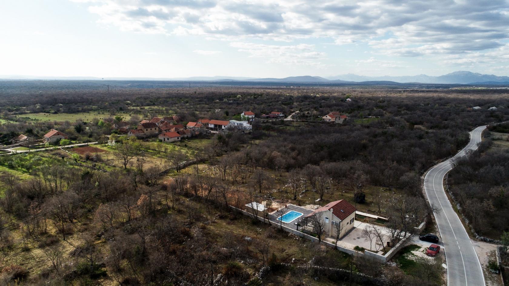 Villa Zen promona, Puljane, privacy provided, www.zadarvillas.com